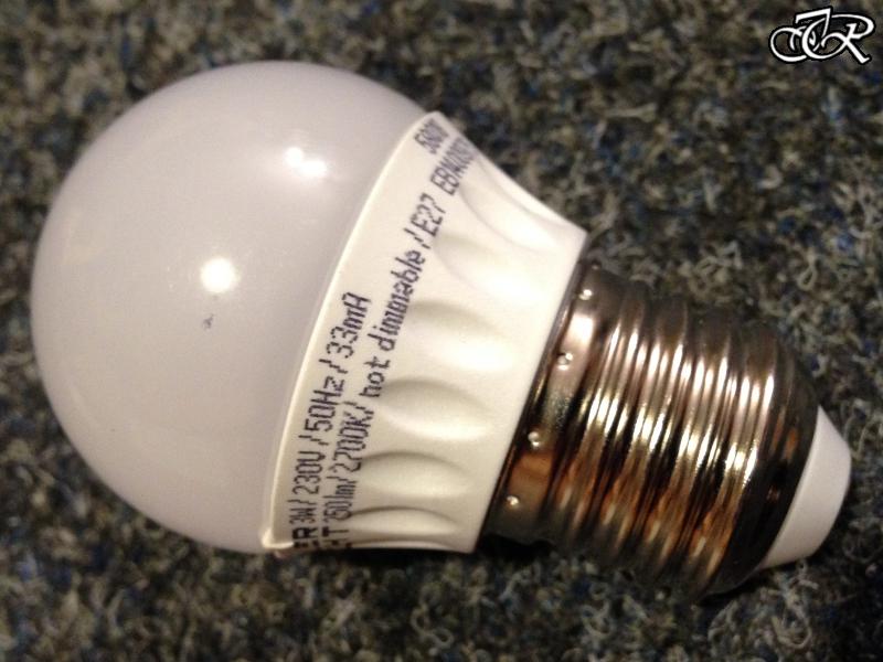 Kolbenlampe