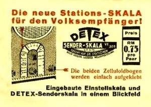 VE- Zubehör DETEX